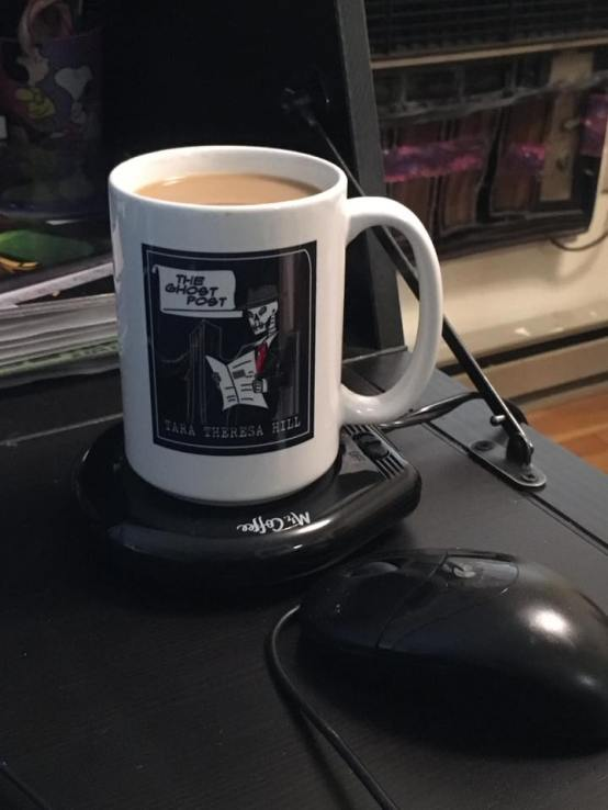 Spook Giant Coffee Mug