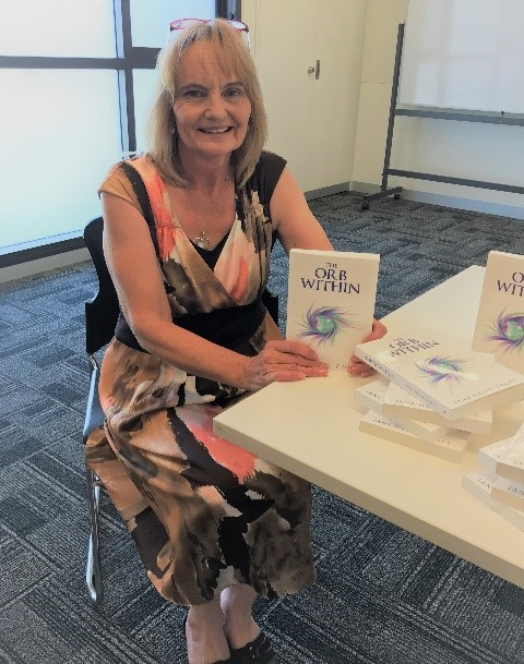 Jane Helen Croft - Author Picture